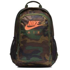 Nike Air Hayward Futura NK Camo/Orange- Backpack.